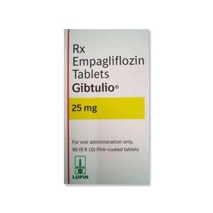Gibtulio 25 mg Empagliflozin Tablet