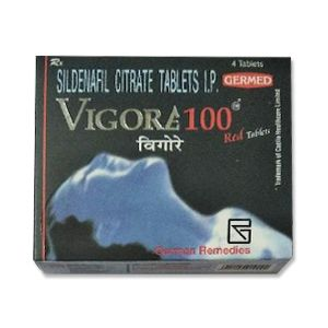 Vigore 100 mg Sildenafil  Tablet
