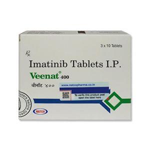 Veenat 400 mg Imatinib Tablet