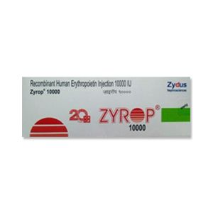 Zyrop 10000IU Injection