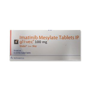 Glivec 100 mg Imatinib Tablet