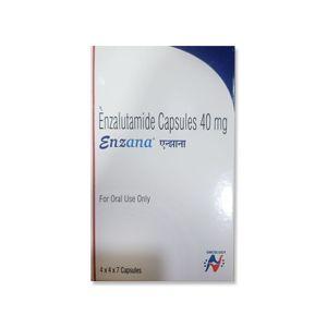 Enzana 40 mg Enzalutamide Capsule