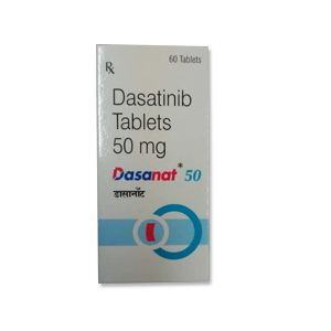 Dasanat 50 mg Dasatinib Tablet