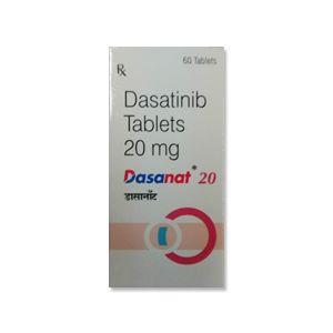 Dasanat 20 mg Dasatinib Tablet