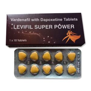 Levifil Super Power Tablet