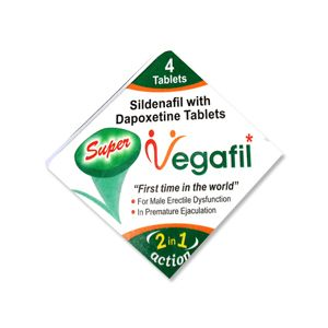 Super Vegafil Tablets
