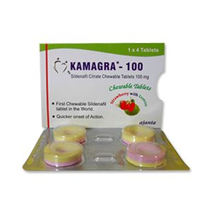 Kamagra Polo 100mg Sildenafil Tablets
