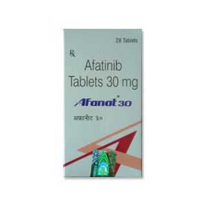 Afanat 30mg Afatinib Tablets