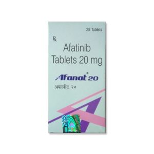 Afanat 20 mg Afatinib Tablet