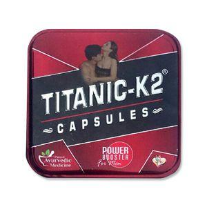 Titanic-K2 Capsules