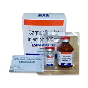 Carnumax 100mg Carmustine Injection