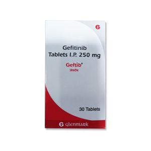Geftib - Гефитиниб 250 мг