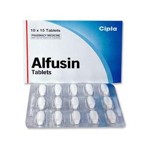 Alfusin Alfuzosin 10 mg Tablet