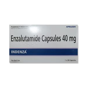Indenza 40mg Enzalutamide Capsules