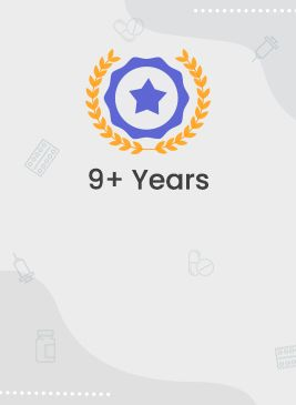 9 years experience