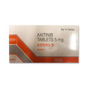 Axpero 5mg Axitinib Tablet