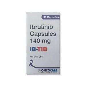 Ib-Tib 140mg Ibrutinib Capsule