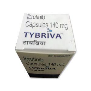 Tybriva 140mg Ibrutinib Capsule