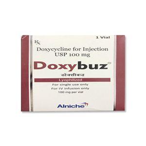 Doxybuz Doxycycline 100mg Injection