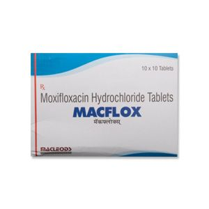Macflox Moxifloxacin 400mg Tablet