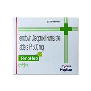 Tenohep Tenofovir 300mg Tablets