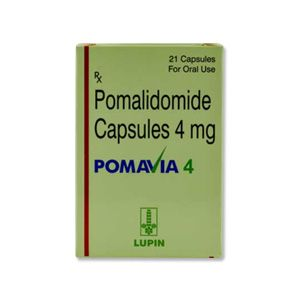 Pomavia 4 mg Pomalidomide Capsule_products