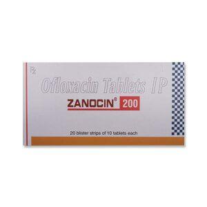 Zanocin 200mg Tablet