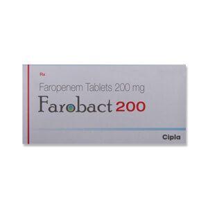 Farobact 200mg Tablet
