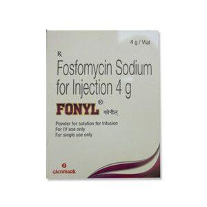 Fonyl 4gm Powder for Injection