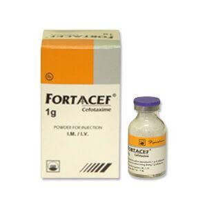 Fortacef 1gm Ceftazidime Injection