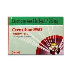 Ceroxitum 250mg Tablet