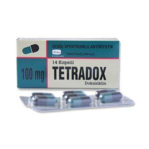 Tetradox 100mg Capsule