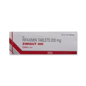 Zimigut 200mg Tablet