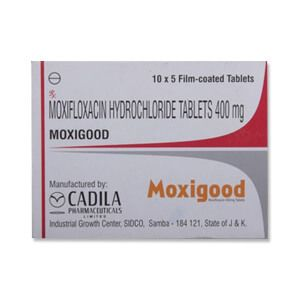 Moxigood 400mg Tablet