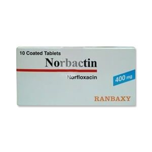 Norbactin 400mg Tablet
