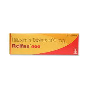 Rcifax 400mg Tablet
