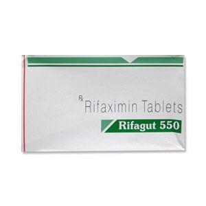 Rifagut 550mg Tablet