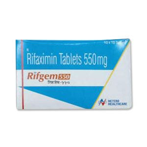 Rifgem 550mg Tablet