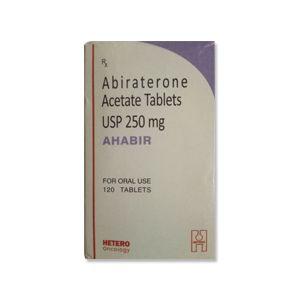 Ahabir 250 mg Abiraterone Tablets