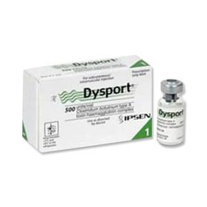 Dysport 500IU Injection