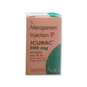 Icubac 500mg Injection