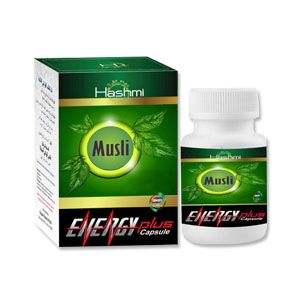 Hashmi Musli Energy Plus (20caps)