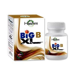 Hashmi Big B Xl (60caps)