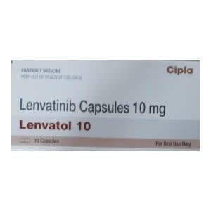 Lenvatol 10 mg Lenvatinib Capsules