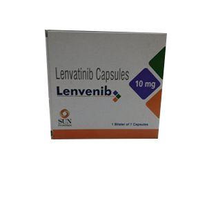 Lenvenib 10mg Lenvatinib Capsules