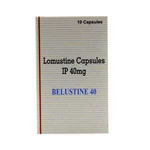 Belustine 40mg Lomustine Capsule