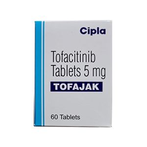 Tofajak 5mg Tofacitinib Tablet