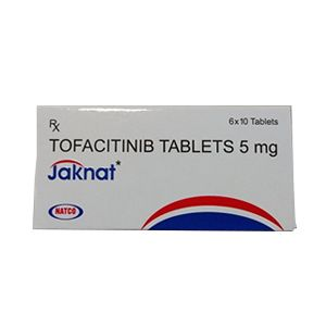 Jaknat 5mg Tofacitinib Tablet