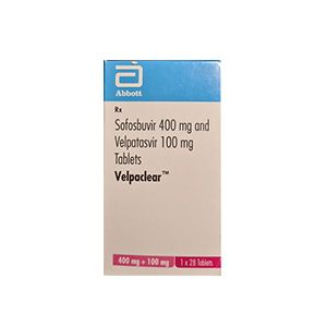 Velpaclear Tablets