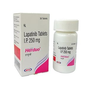 Herduo 250 mg Lapatinib Tablet